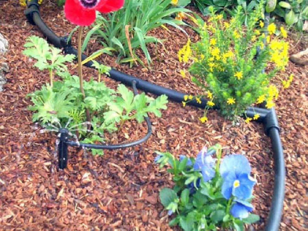 Drip Irrigation Parts